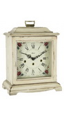 German Hermle Deluxe Mechanical Mantel Clock - JHE2611