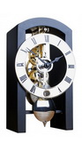 German Hermle Deluxe Mechanical Table Clock - JHE2623