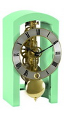Hermle Mechanical Table Clock - JHE2641