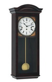 German Hermle Black Forest Wall Clock Keywound Chiming - JHE2373
