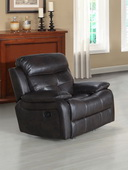 Pulaski Metro Power Recliner Jordan Java - JPK4736