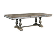 Aqua Pear Alekto Deluxe Rectangular Table by Pulaski - JPK4556