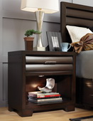 Aqua Pear Sable Deluxe Nightstand by Pulaski - JPK4054