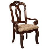 Aqua Pear San Marino Arm Chair by Pulaski - JPK4608