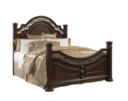 Pulaski San Marino Queen Bed - JPK4920
