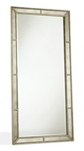 Aqua Pear Farrah Floor Mirror by Pulaski - JPK5038