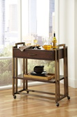 Pulaski Modern Harmony Serving Cart - JPK5234