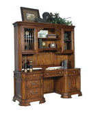 Aqua Pear Madison Deluxe Computer Desk Hutch by Pulaski - JPK4662