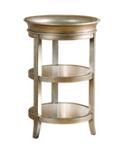 Aqua Pear Deluxe Accent Table  JPK3534