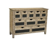 Aqua Pear Accent Chest by Pulaski - JPK3550