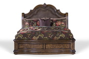 Pulaski San Mateo Queen Bed - JPK4936