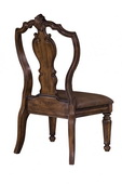 Aqua Pear Deluxe San Mateo Carve Back Side Chair  JPK4614