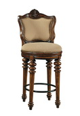 Pulaski Traditional Luxury Wooden Barstool - JPK3948