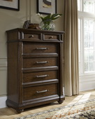 Aqua Pear Durango Ridge Chest by Pulaski - JPK4136