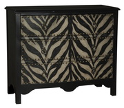 Aqua Pear Deluxe Accent Chest by Pulaski - JPK3636