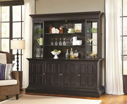Pulaski Luxury Wooden Back Bar Set - JPK3957