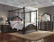 Pulaski Cortina Queen Bed W/canopy - JPK4950
