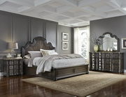 Pulaski Cortina Queen Bed - JPK4956