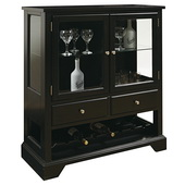 Aqua Pear Wine Cabinet by Pulaski - JPK3690
