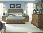 Pulaski Stratton Queen Bed - JPK5184