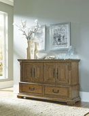 Aqua Pear Stratton Sideboard by Pulaski - JPK5198