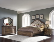 Pulaski Aurora Queen Bed - JPK5062