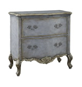 Aqua Pear Deluxe Accent Chest  JPK3764