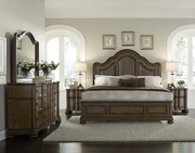 Pulaski Quentin Queen Bed - JPK5076