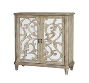 Aqua Pear Door Console by Pulaski - JPK3802