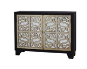 Aqua Pear Door Console by Pulaski - JPK3810