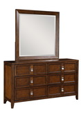 Aqua Pear Bayfield Landscape Mirror (dresser Not Included) by Pulaski by Pulaski - JPK5360