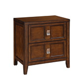 Aqua Pear Deluxe Bayfield Nightstand by Pulaski - JPK5364
