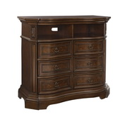 Aqua Pear Edington Deluxe Entertainment Console by Pulaski - JPK4256