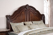 Aqua Pear Edington Deluxe Queen Headboard JPK4258