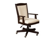 Aqua Pear Deluxe Homework 2.0 Executive Desk Chair by Pulaski - JPK4706