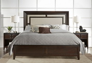 Aqua Pear Brighton Deluxe Cal King Bed Set by Pulaski - JPK5400