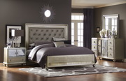 Pulaski Platinum King Bed - JPK4998