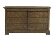 Pulaski American Attitude Drawer Dresser (mirror Not Included) - JPK5250