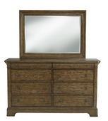 Pulaski American Attitude Landscape Mirror (dresser Not Included) - JPK5252