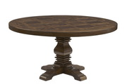 Aqua Pear American Attitude Deluxe Round Dining Table by Pulaski - JPK5266