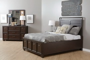 Pulaski Clubhouse Full Bed w/Storage Footboard - JPK5712