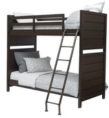 Pulaski Clubhouse Twin Bunk Bed - JPK5728