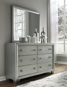 Aqua Pear Celestial Deluxe Drawer Dresser (mirror Not Included)  JPK5420