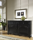 Aqua Pear Hall Console by Pulaski - JPK3840