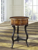 Aqua Pear Accent Table - JPK3866