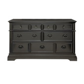 Aqua Pear Brookfield Dresser by Pulaski - JPK4432