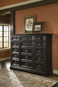 Aqua Pear Brookfield Gentlemans Chest by Pulaski - JPK4438