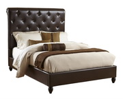Pulaski Sleigh Queen Upholstered Bed - JPK5020
