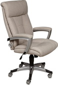 Pulaski Sealy Cool Foam Office Chair Sandstone Fabric - JPK6222