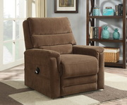 Aqua Pear Luna Deluxe Lift Chair Montreal Coffee by Pulaski - JPK3340